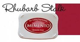 Memento InkpadsME-000-301Rhubarb stalk