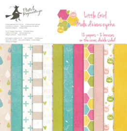Piatek - Little Girl - Paperpack (24vellen)