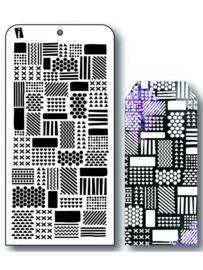 iCraft - Stencil 4x8 - I-8567