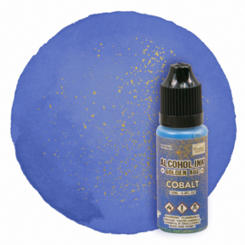 Couture Creations Alcohol Ink Golden Age Cobalt