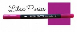 Marker Memento Lilac posies PM-000-501