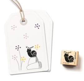 Cats on Appletrees - 2339 - Stempel - Slak Ermelind