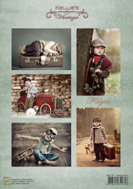 Nevi 055 - Nellie Snellen Vintage - Vintage Boys
