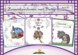 Hobbydols 124 - Zomerborduren met Betty
