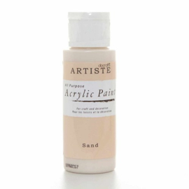 Docrafts - Acrylic Paint (2oz) - Sand
