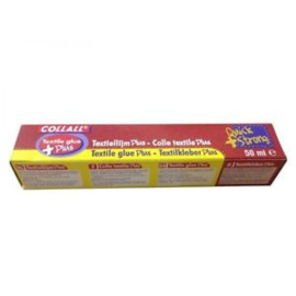 Collall Textile Glue Plus 50ml