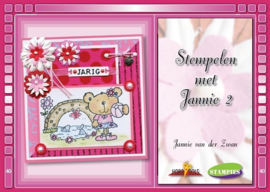 Hobbydols 40 Stempelen met Jannie 2