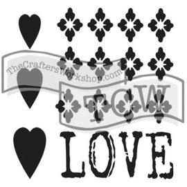 TCW 4x4 TCW2086 Love Remnant