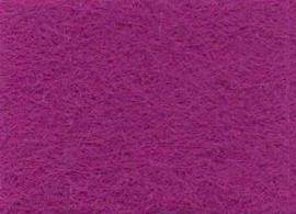 Viltlapjes viscose violet 20x30cm - 1mm