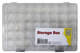 Nellie Snellen - storage box for a.o. daubers vakkendoos 40 vaks