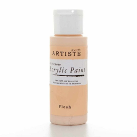 Docrafts - Acrylic Paint (2oz) - Flesh