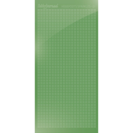 Hobbydots sticker Sparkles 01 Mirror Lime