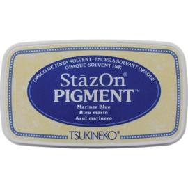 "Stazon pigment inkpad  SZ-PIG-061 ""Mariner blue"""