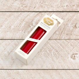 Deep Red Foil (Mirror Finish) - 125mm x 5m