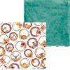 P13-AUT-06 - Piatek13 - Paper The Four Seasons - Autumn 06  30,5x30,5