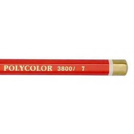 Koh-i-noor polycolor kleurpotlood nr.7 Carmine Red