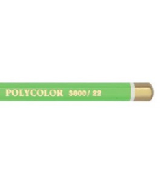 Koh-i-noor - Polycolor - potlood 3800/022 Yellowish Green