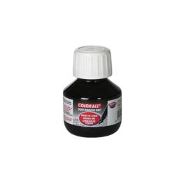 Collall Colorall Oostindische inkt zwart 50ml