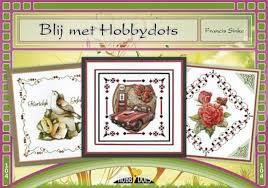 Hobbydols 104 Blij met hobbydots