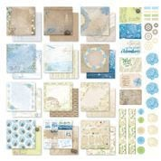 Couture creations New Adventures 12 x 12 Collection Pack (24 sheets | 6 postcards | sticker set)