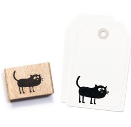 Cats on Appletrees - 2113 - Stempel - Friedegunde