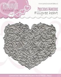 Precious Marieke - Filigree Heart