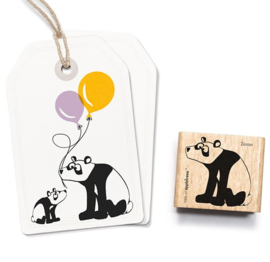 Cats on Appletrees - 2346 - Stempel - Pandabeer Tamo