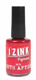 IZINK Pigment Seth Apter - Rouge - Raspberry Berret - 80634