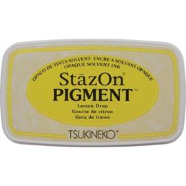 "Stazon pigment inkpad  SZ-PIG-091""Remon Drop"""