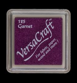 Versacraft inkpad small VK-SML-125 Garnet