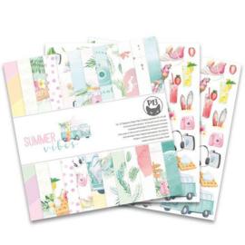 Piatek13 - Paper pad Summer vibes, 12x12