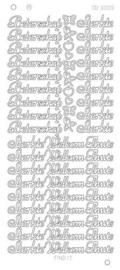 Beterschap, Sterkte, Welkom thuis platinum - Zilver CD 3009
