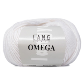 Lang Yarns  - Omega - 001 White