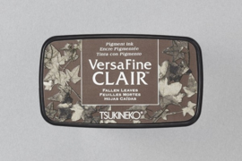 "Versafine Clair 	VF-CLA-451	Dark ""Fallen Leaves"""