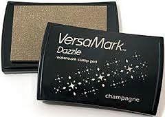 VM-000-003 Versamark Dazzle Champagne