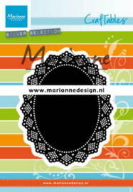 Marianne design Craftable Shaker ovaal CR1500