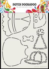 Dutch Doobadoo Card Art Built up