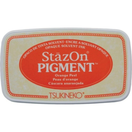 "Stazon pigment inkpad SZ-PIG-071 ""Orange peel"""