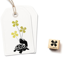 Cats on Appletrees - 2326 - Stempel - Klaverblad