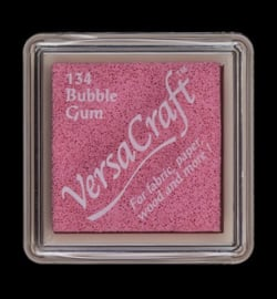 Versacraft inkpad small VK-SML-134 Bubble Gum