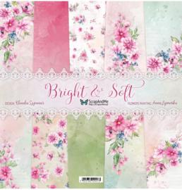 Designpapier - S&M - Bright & Soft - 30,5x30,5