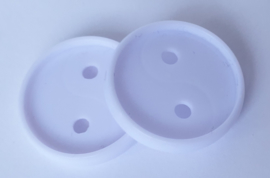 Meaningfull Crafts - 2 Connect discs 12x White