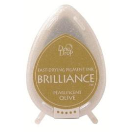 Brillance dew drops BD-000-053 Pearlescent olive