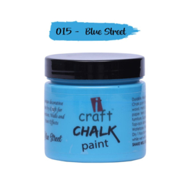 icraft chalk paint 50ml Blue Street 015