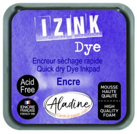 Aladine inkpad izink dye violet encre