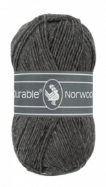 Durable Norwool Antraciet