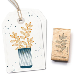 Cats on Appletrees - 27569 - Stempel - Plant 42