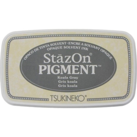 "Stazon pigment inkpad SZ-PIG-032 ""Koala Gray"""