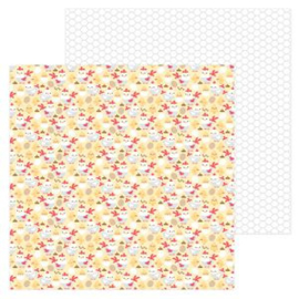 5955: chicken coop double-sided cardstock