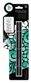 Spectrum Noir - Triblend - Green Turquoise Blend (Groen Turquoise blend)